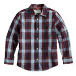 Boys 8-20 & Husky Urban Pipeline® Plaid Button-Down Shirt