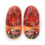 Blaze & the Monster Machines Toddler Boys' Slippers