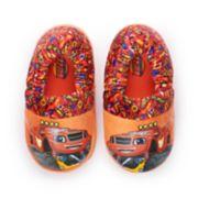 Blaze & the Monster Machines Toddler Boys' Slippers