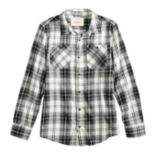 Boys 8-20 & Husky Urban Pipeline? Button-Down Flannel Shirt
