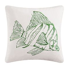 C&F Home Reef Point Throw Pillow