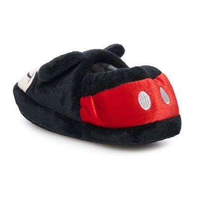 Disney's Mickey Mouse Toddler Boys' Slippers