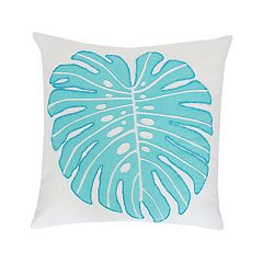 C&F Home Palm Beaded Throw Pillow
