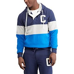 Men's Chaps Heritage Collection Regular-Fit French Terry Graphic Hoodie