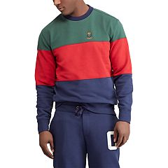 Men's Chaps Colorblock French Terry Pullover