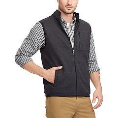 Men's Chaps Regular-Fit Sweater Fleece Vest