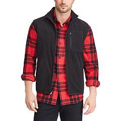 Men's Chaps Classic-Fit Microfleece Vest