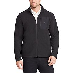 Men's Chaps Microfleece Full-Zip Jacket
