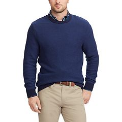Men's Chaps Regular-Fit Crewneck Sweater