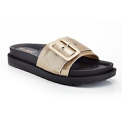 Henry Ferrera Hype Women's Slide Sandals