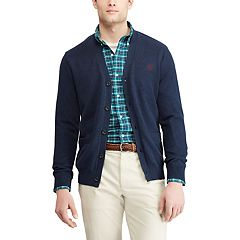 Men's Chaps Regular-Fit Cardigan