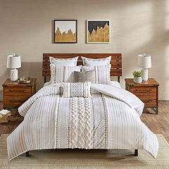INK+IVY Imani 3-piece Cotton Comforter Set