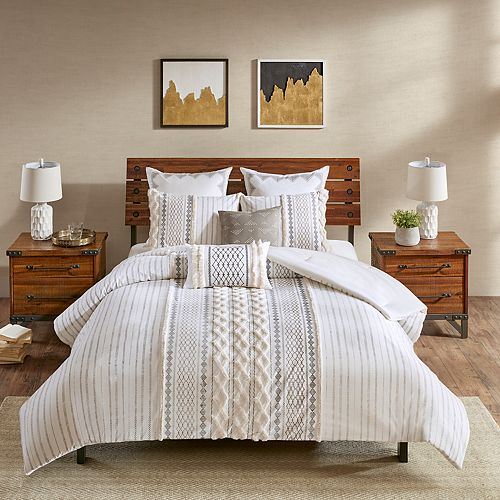 Ink+Ivy Imani 3 Piece Cotton Comforter Set by Inkivy