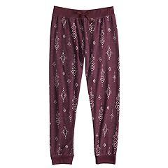 Girls 7-16 Mudd® Ribbed Waist Jogger Pants