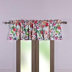 Barefoot Bungalow Blossom Window Valance