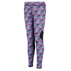 Girls 7-16 adidas Patterned Alpha Tight Leggings