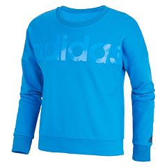 Girls 7-16 adidas Long Sleeve Cropped Hoodie
