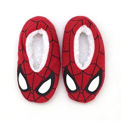Toddler Boy Marvel Spider-Man Slipper Socks