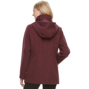 Women's d.e.t.a.i.l.s Hooded Bib Inset Jacket