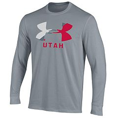 Boys 8-20 Under Armour Utah Utes Youth Live Tee