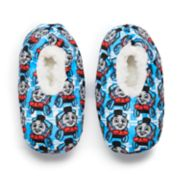 Toddler Boy Thomas the Train Slipper Socks