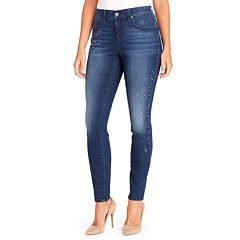 Women's Gloria Vanderbilt Comfort Curvy Fit Skinny Jeans