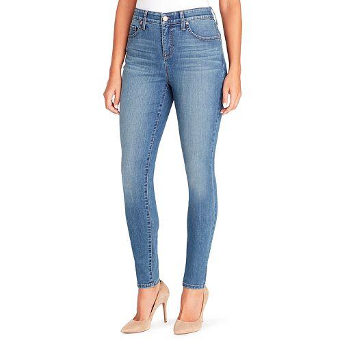 b153afb319d Women s Gloria Vanderbilt Comfort Curvy Fit Skinny Jeans