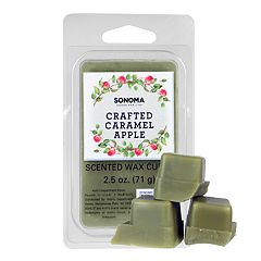 SONOMA Goods for Life™ Crafted Caramel Apple Wax Melts 6-piece Set