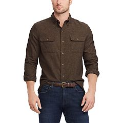 Men's Chaps Regular-Fit Work Shirt