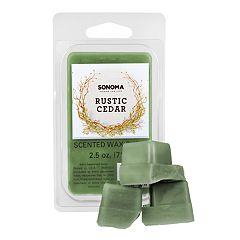 SONOMA Goods for Life™ Rustic Cedar Wax Melts 6-piece Set