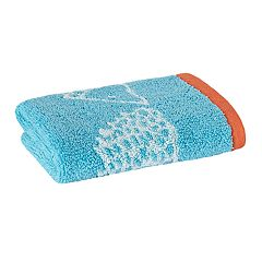 Scion Spike Jacquard Washcloth