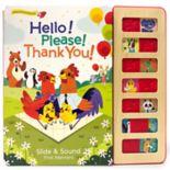 Hello! Please! Thank You! Book