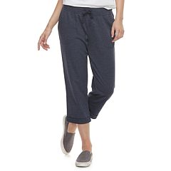 Women's SONOMA Goods for Life™ French Terry Capris