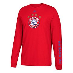 Men's adidas FC Bayern Munich Leave a Mark Tee
