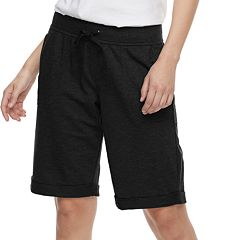 Women's SONOMA Goods for Life™ French Terry Bermuda Shorts