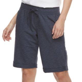 Women's SONOMA Goods for Life? French Terry Bermuda Shorts