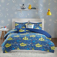 Urban Habitat Kids Marina Cotton Printed Comforter Set