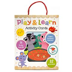 Play & Learn Activity Cards Set