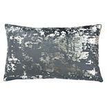 Safavieh Edmee Metallic Oblong Throw Pillow
