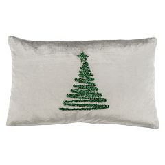 Safavieh Enchanted Christmas Oblong Throw Pillow