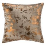 Safavieh Edmee Metallic Throw Pillow