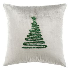 Safavieh Enchanted Christmas Throw Pillow