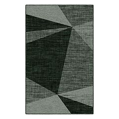 Brumlow Mills Chicago Contemporary Printed Rug