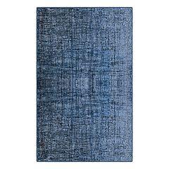 Brumlow Mills Contemporary Linen Printed Rug