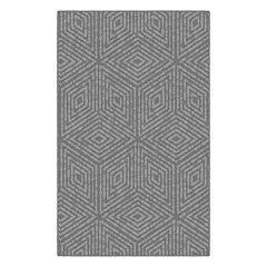Brumlow Mills Tribal Diamonds Geometric Printed Rug