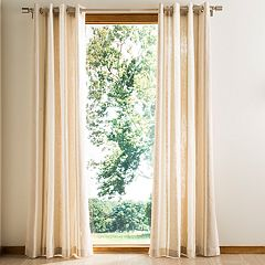 Safavieh 1-Panel Vari Window Curtain