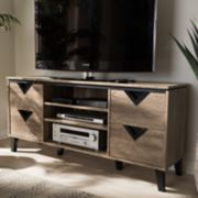 Baxton Studio Beacon TV Stand