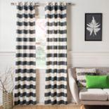 Safavieh 1-Panel Rafina Window Curtain