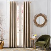 Safavieh 1-Panel Veria Window Curtain