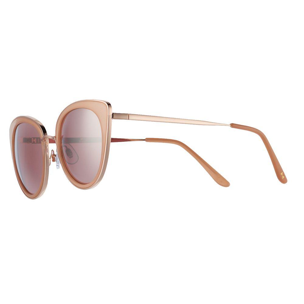 08a369aa6 LC Lauren Conrad Burnett 52mm Midsize Cat-Eye Gradient Sunglasses